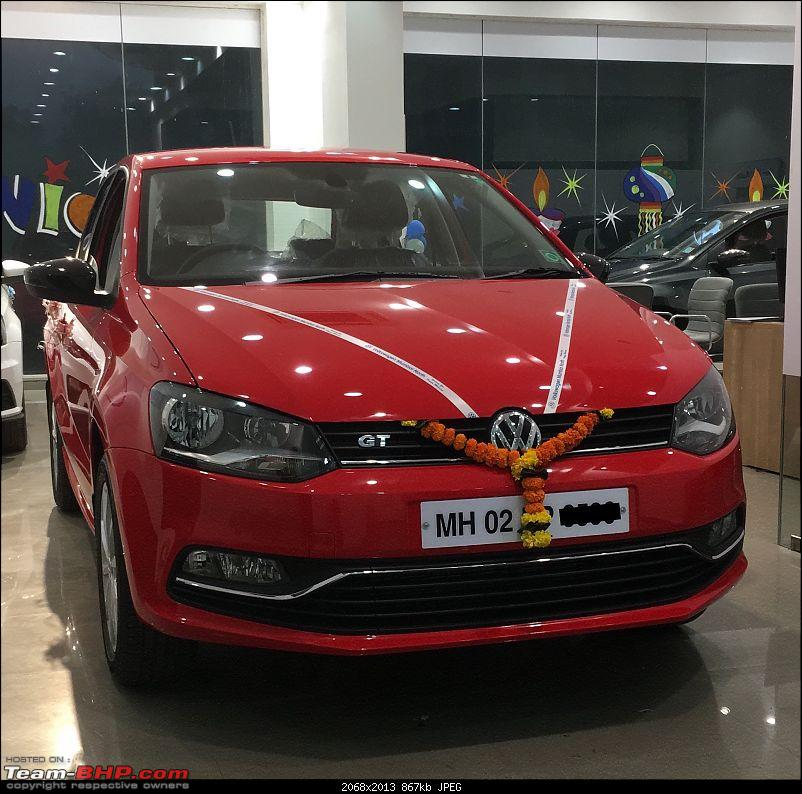 Volkswagen Polo 1.2L GT TSI : Official Review-delivery-pic.jpg