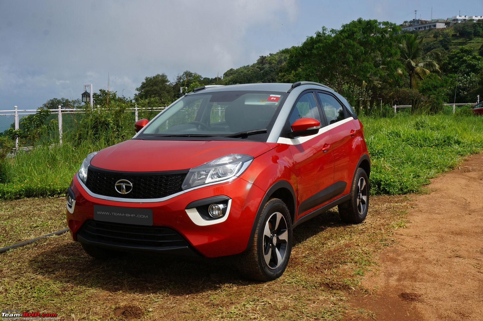 Tata Nexon : Official Review - Page 19 - Team-BHP