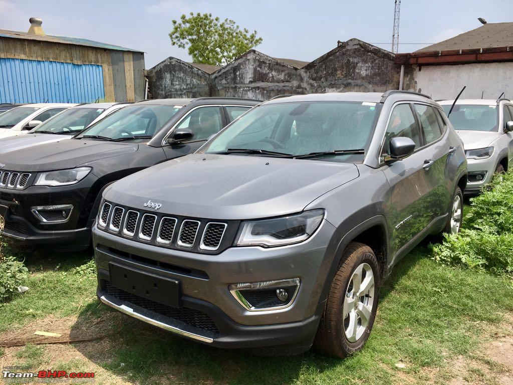 Jeep Compass Official Review Page 63 Team Bhp