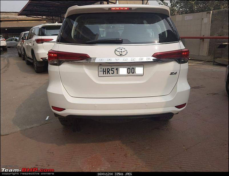 Toyota Fortuner : Official Review-rear-profile.jpg