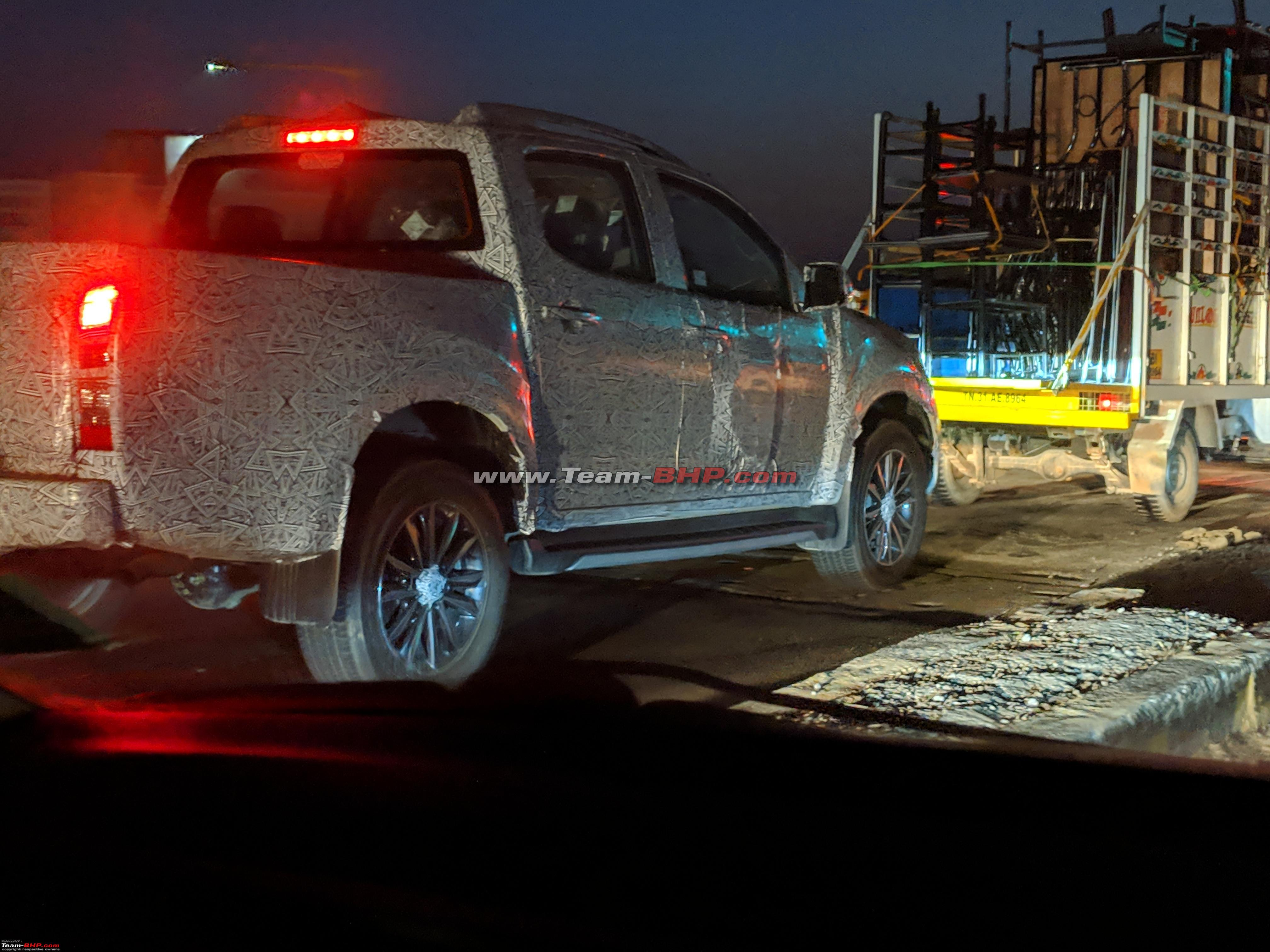 Isuzu D-Max V-Cross : Official Review - Page 28 - Team-BHP