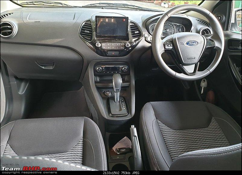 2019 Ford Figo Facelift : Official Review-new-dash.jpg