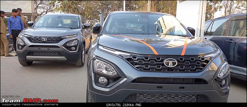 2020 Tata Harrier Automatic : Official Review-annotation-20200814-180131.png
