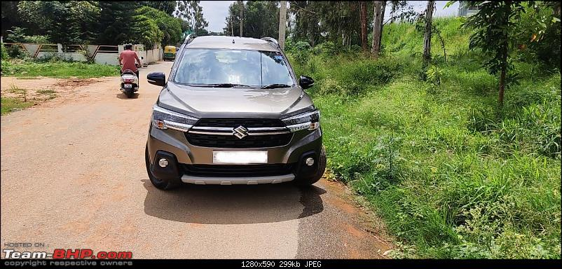 Maruti XL6 : Official Review-4.jpeg