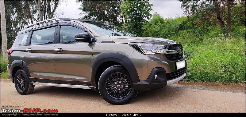 Maruti XL6 : Official Review-8.jpeg