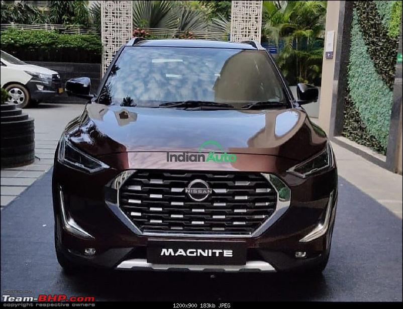 Nissan Magnite Review-nissanmagnitefrontview8762.jpeg