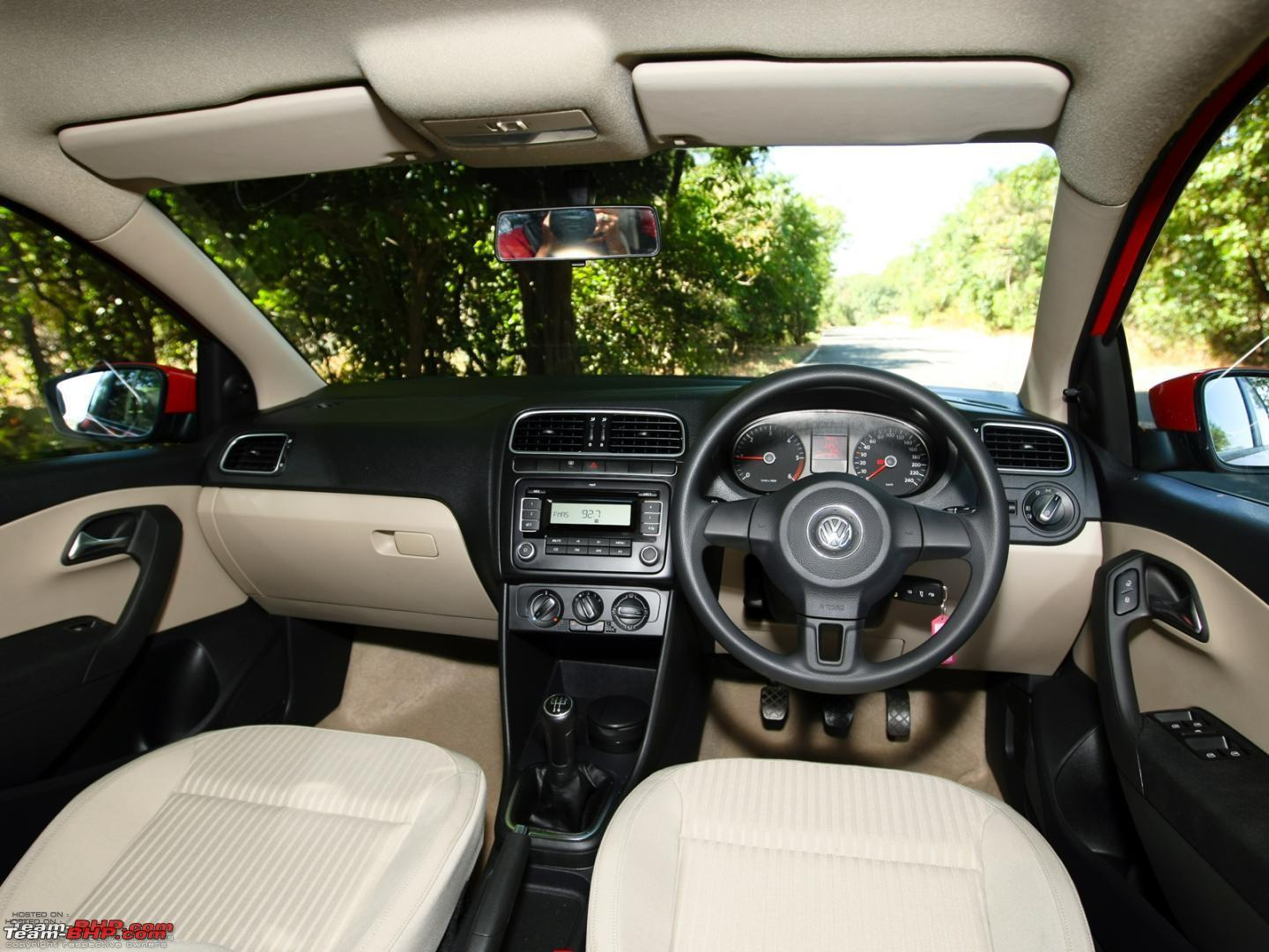 Volkswagen Polo Test Drive Review Page 7 Team Bhp