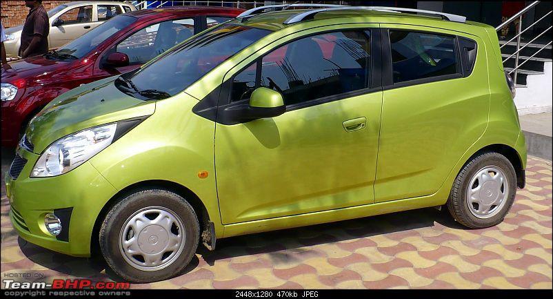 Chevrolet Beat : Test Drive & Review-greenbeat.jpg