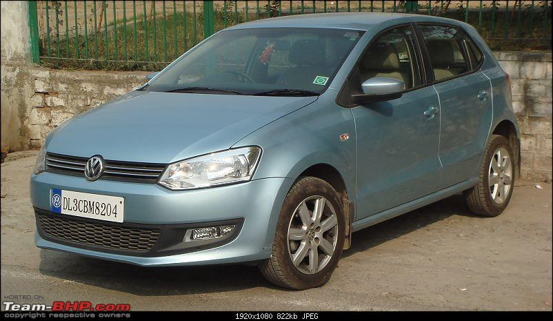 Volkswagen Polo : Test Drive & Review-vwpologlacier-blue-side.jpg