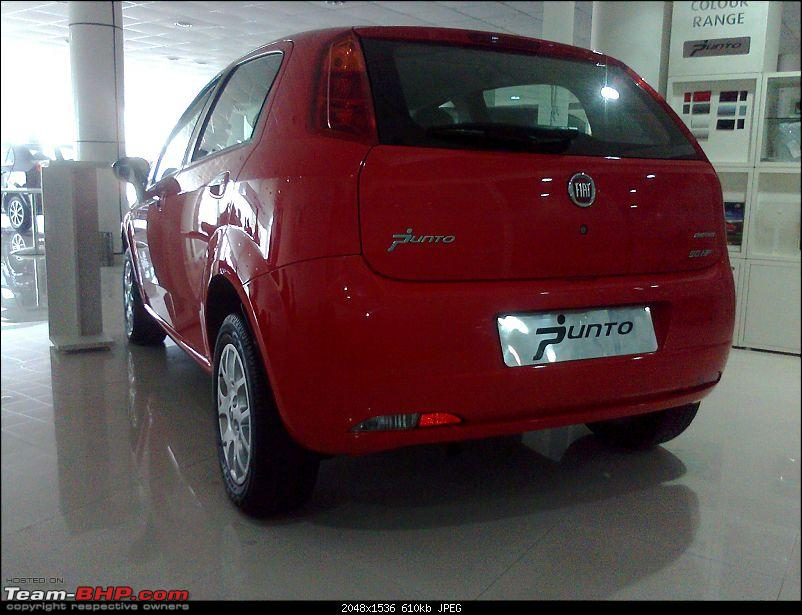 Fiat Grande Punto : Test Drive & Review-photo2242.jpg