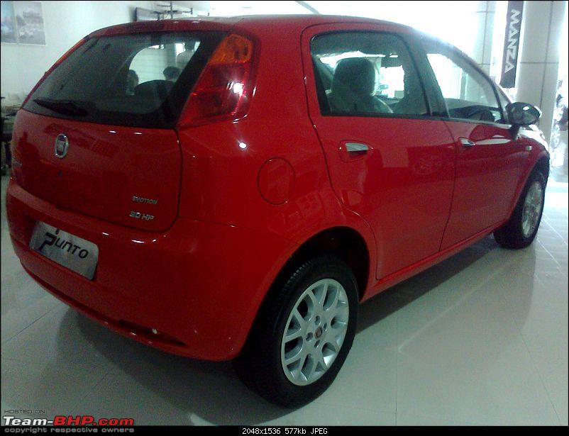 Fiat Grande Punto : Test Drive & Review-photo2248.jpg