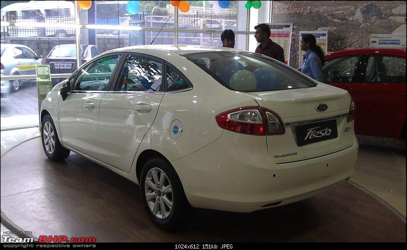 Ford Fiesta : Test Drive & Review-imag0245.jpg