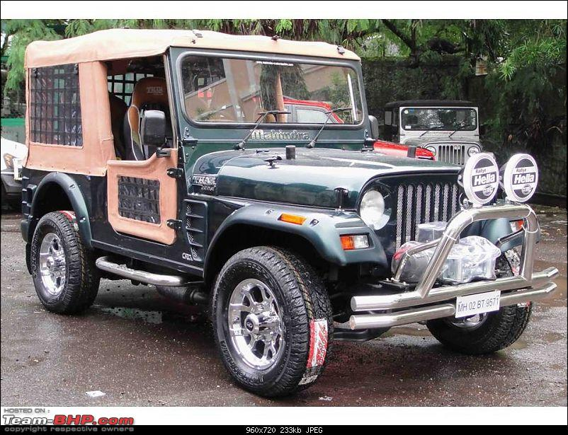Mahindra Thar : Test Drive & Review-thar1.jpg