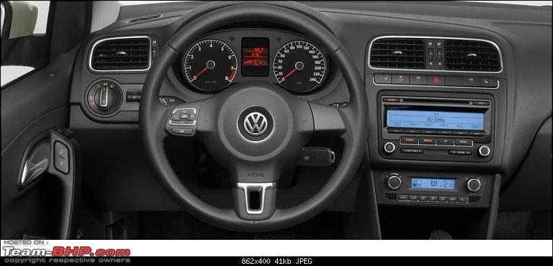 Volkswagen Vento : Test Drive & Review-polo_sedan_interior.jpg