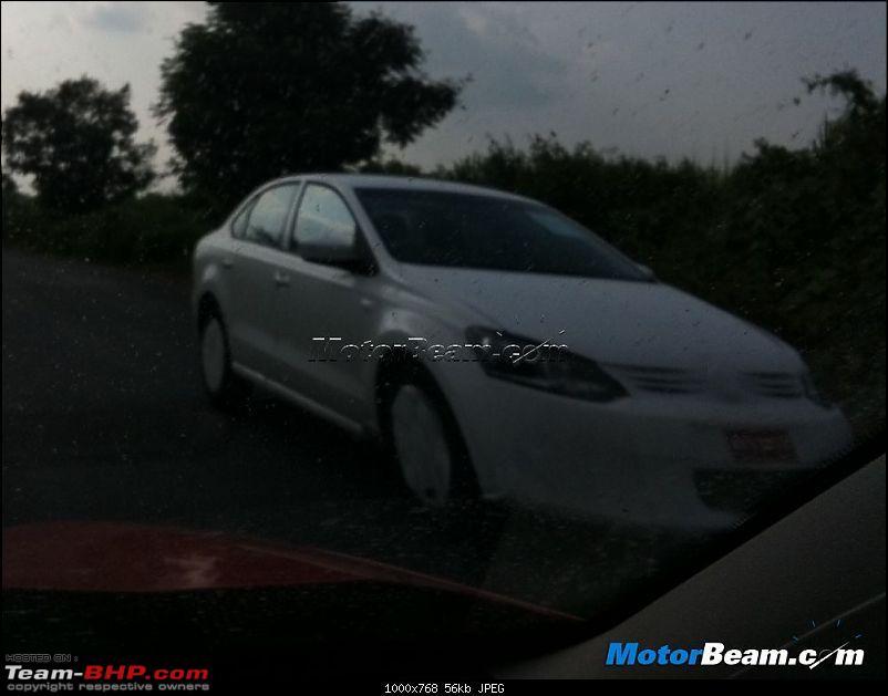 Volkswagen Vento : Test Drive & Review-volkswagen_vento_facelift_spied.jpg