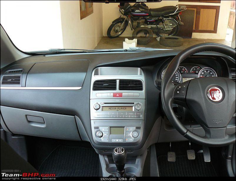 Fiat Grande Punto : Test Drive & Review-p1020142.jpg