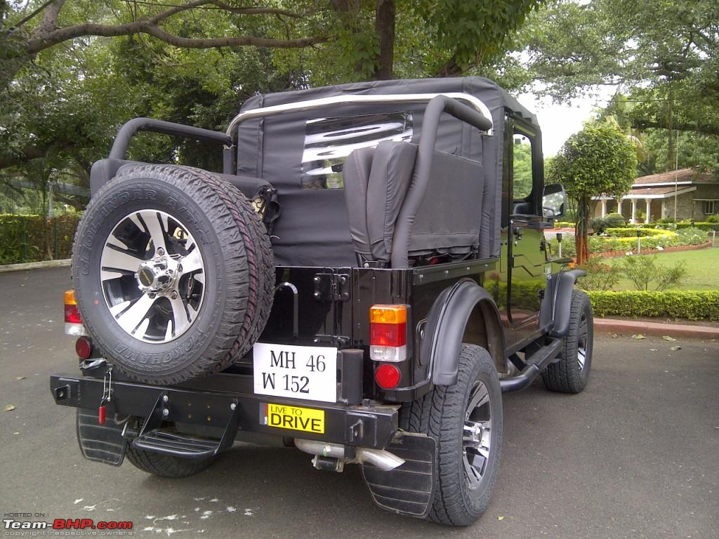 Mahindra Thar Test Drive Amp Review Page 154 Team Bhp