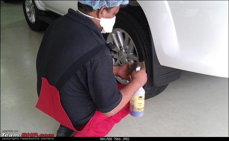 Professional Car Detailing: 3M Car Care (Madhapur, Hyderabad)-tyre-dressing.jpg