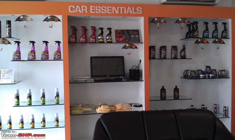 meguiars car products