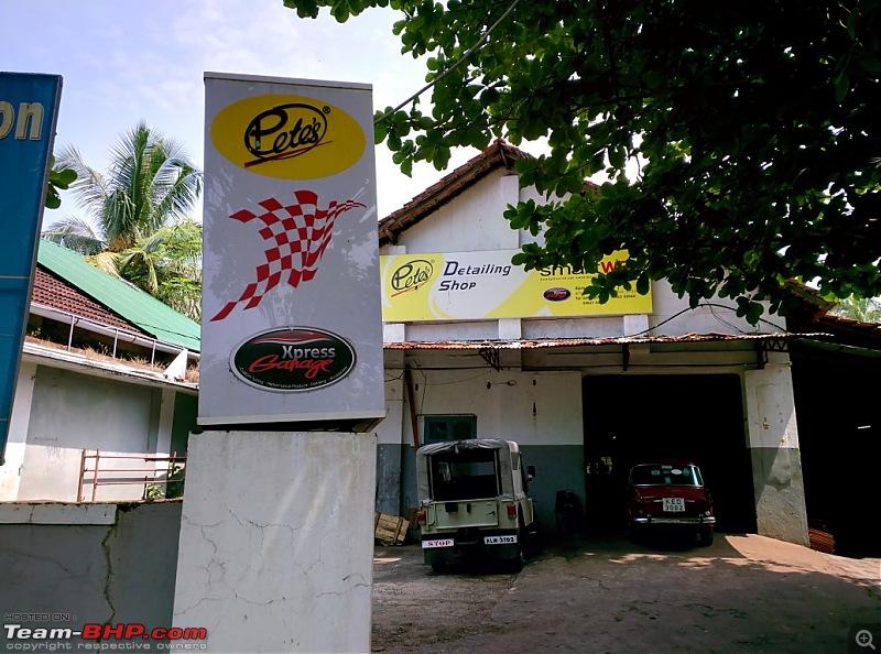 Xpress Smartwash - Xpress Garage (Kozhikode, Kerala)-img_20151028_121147.jpg