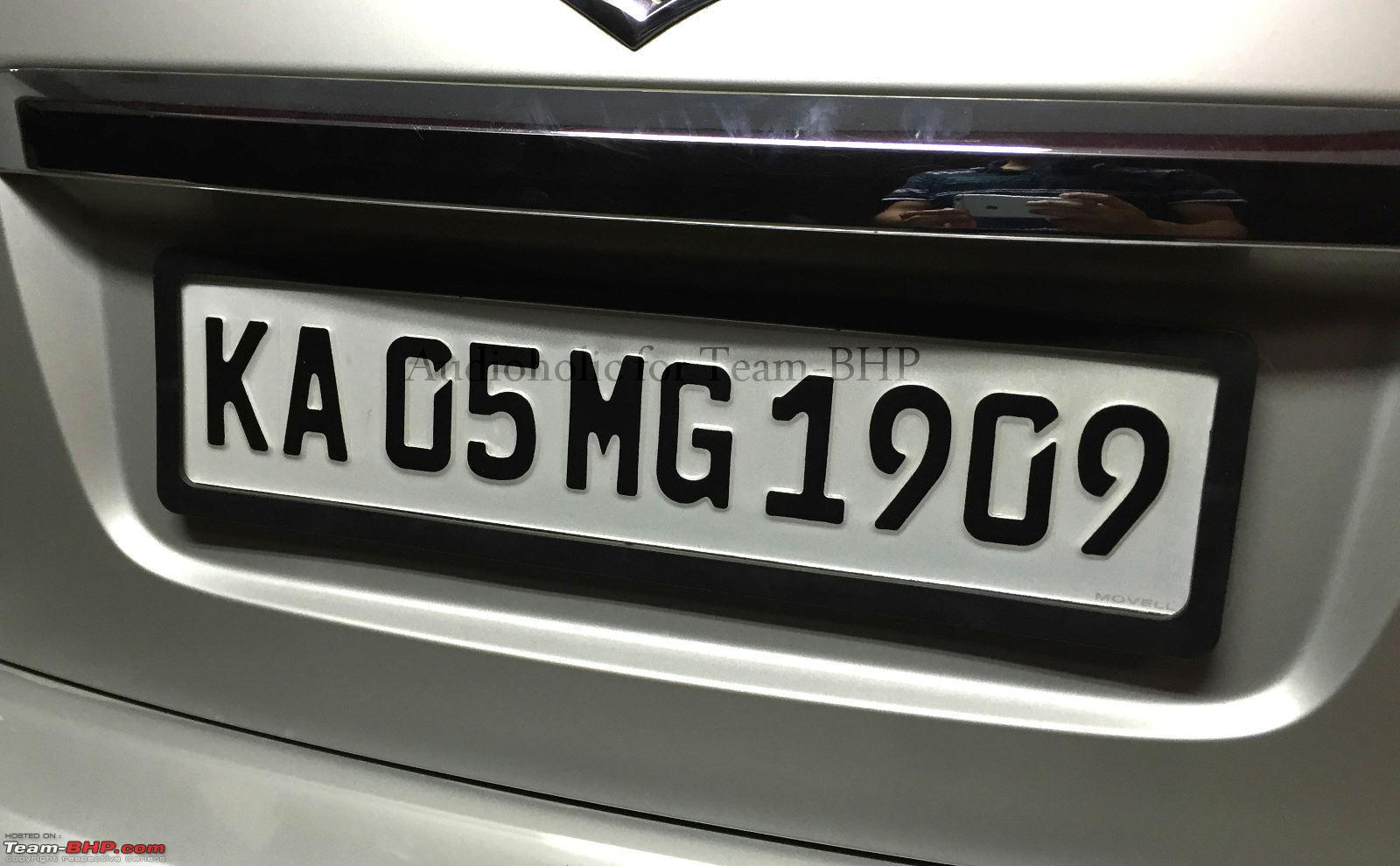 IND-style Number Plates : Movell - Page 3 - Team-BHP