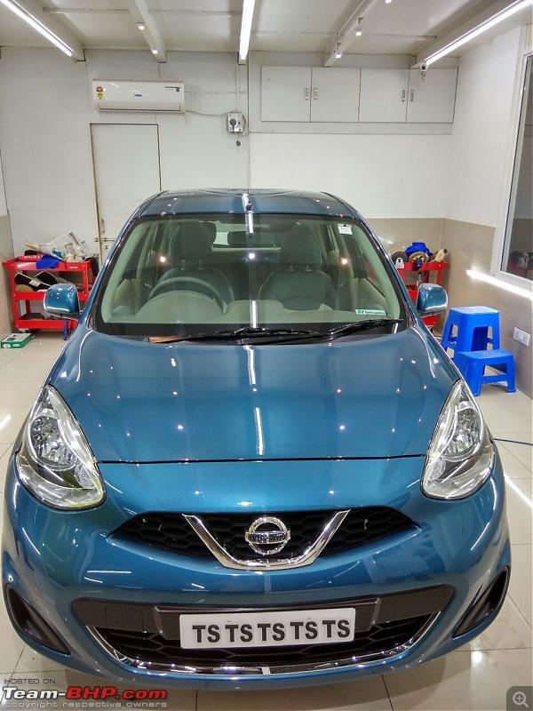 Car Detailing Center/Car Care - Kforce (Madinaguda, Hyderabad)-micra.jpg