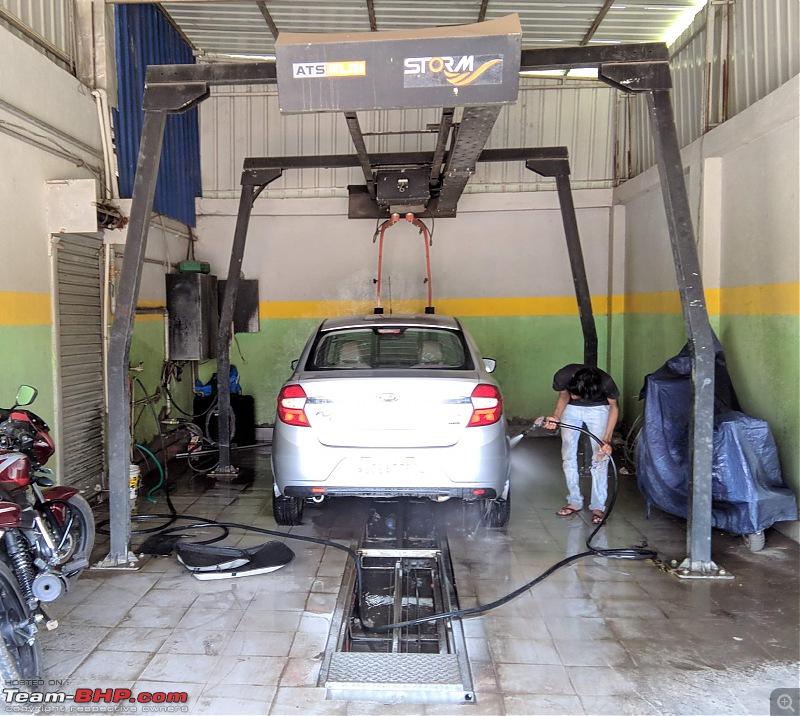 Clean N Shine Automatic Car Wash - Calcutta-20190705_092737.jpg