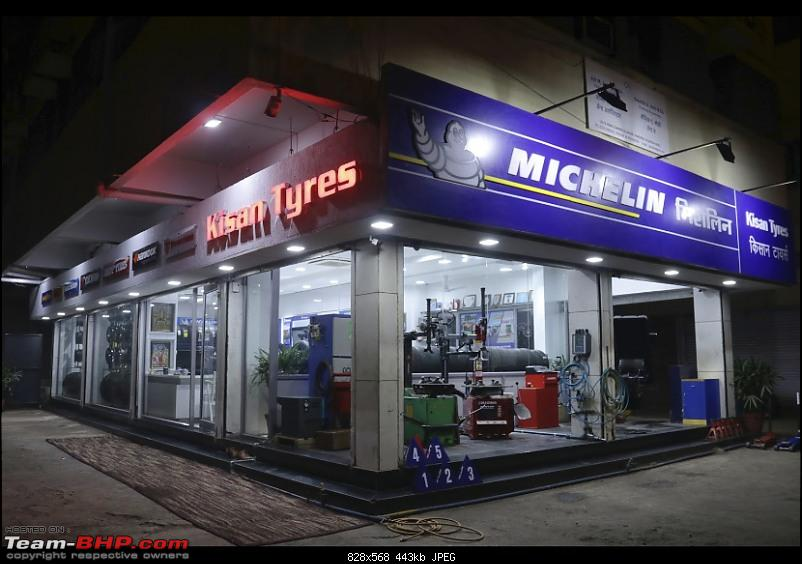 Tyre shop with Hunter alignment & balancing - Kisan Tyres (Kolhapur)-img_ccf7329fe9c41.jpeg