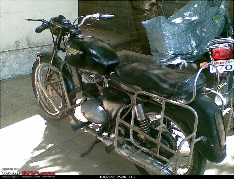 My 1969 Royal Enfield Sherpa 175cc with Villers engine-19052008003.jpg