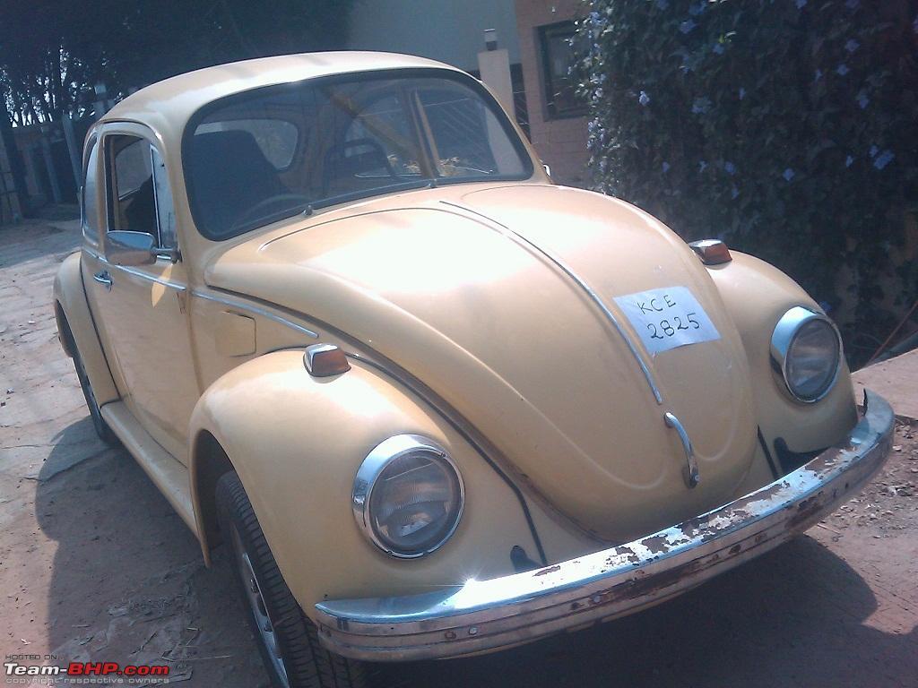1970 Vw Beetle Restoration Delivered Team Bhp