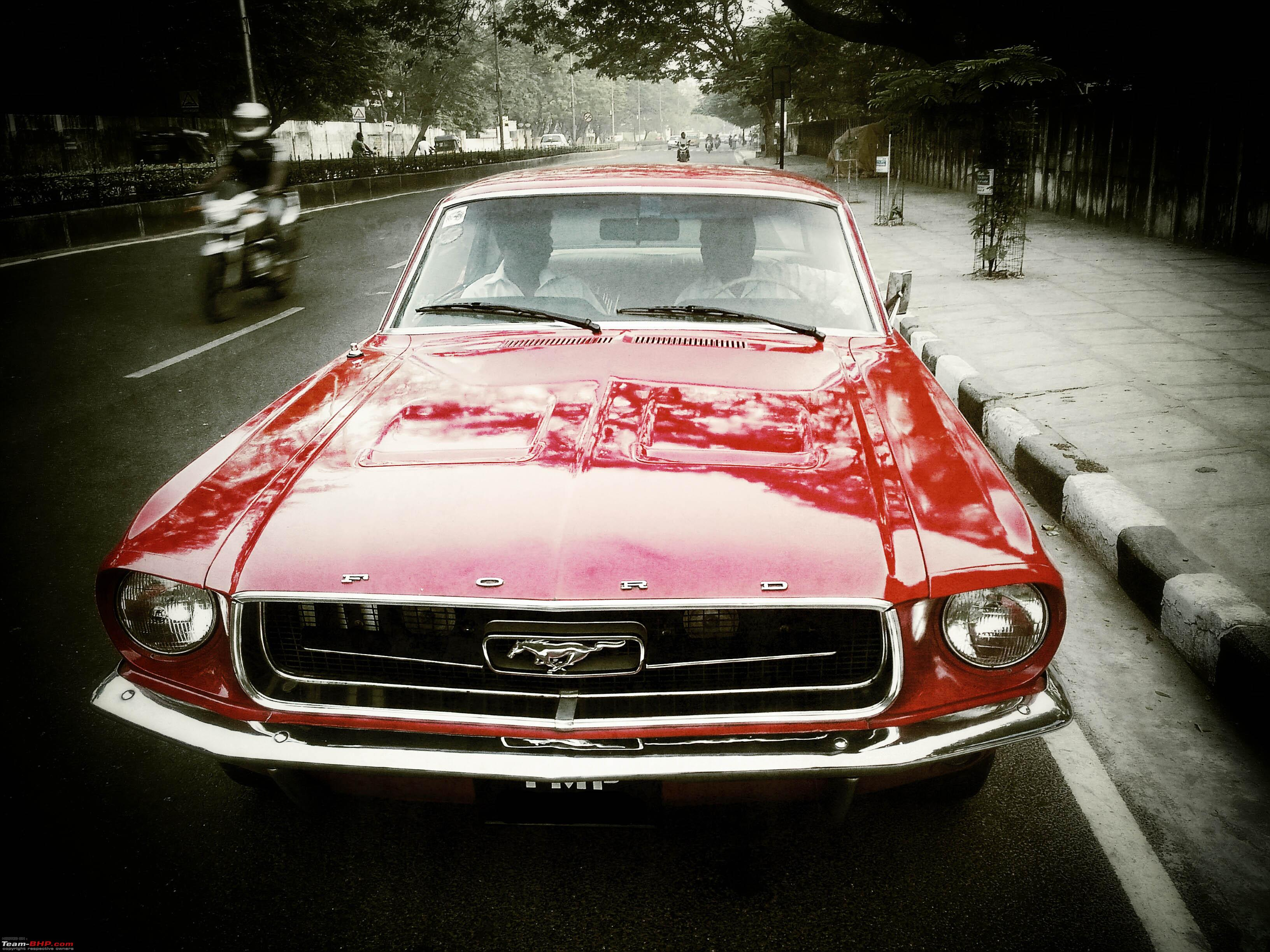 Pics classic ford mustangs in india upload jpg