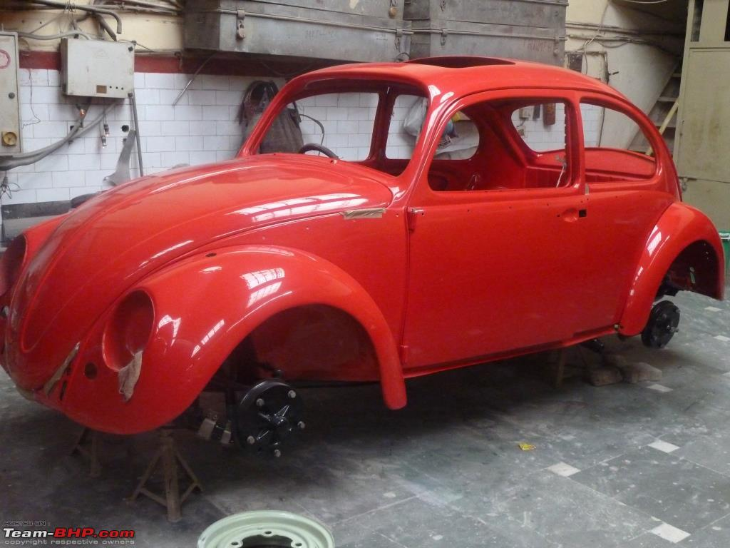 vw beetle   restoration project page  team bhp