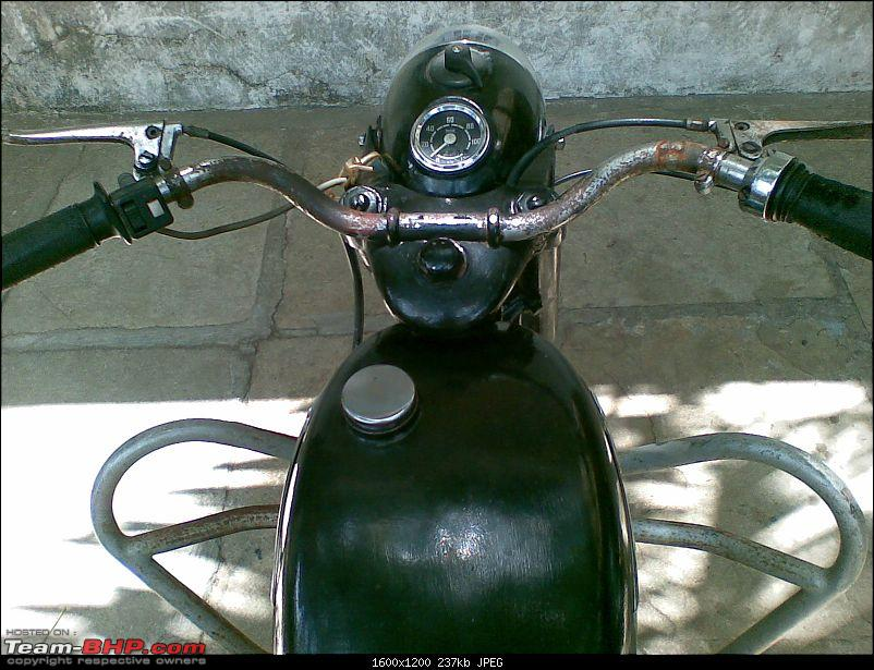 My 1969 Royal Enfield Sherpa 175cc with Villers engine-19052008006.jpg