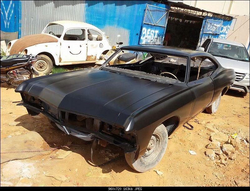 Restoration: 1967 Chevy Impala V8 Rustbucket-1013864_1034228163270472_8010465467730734570_n.jpg