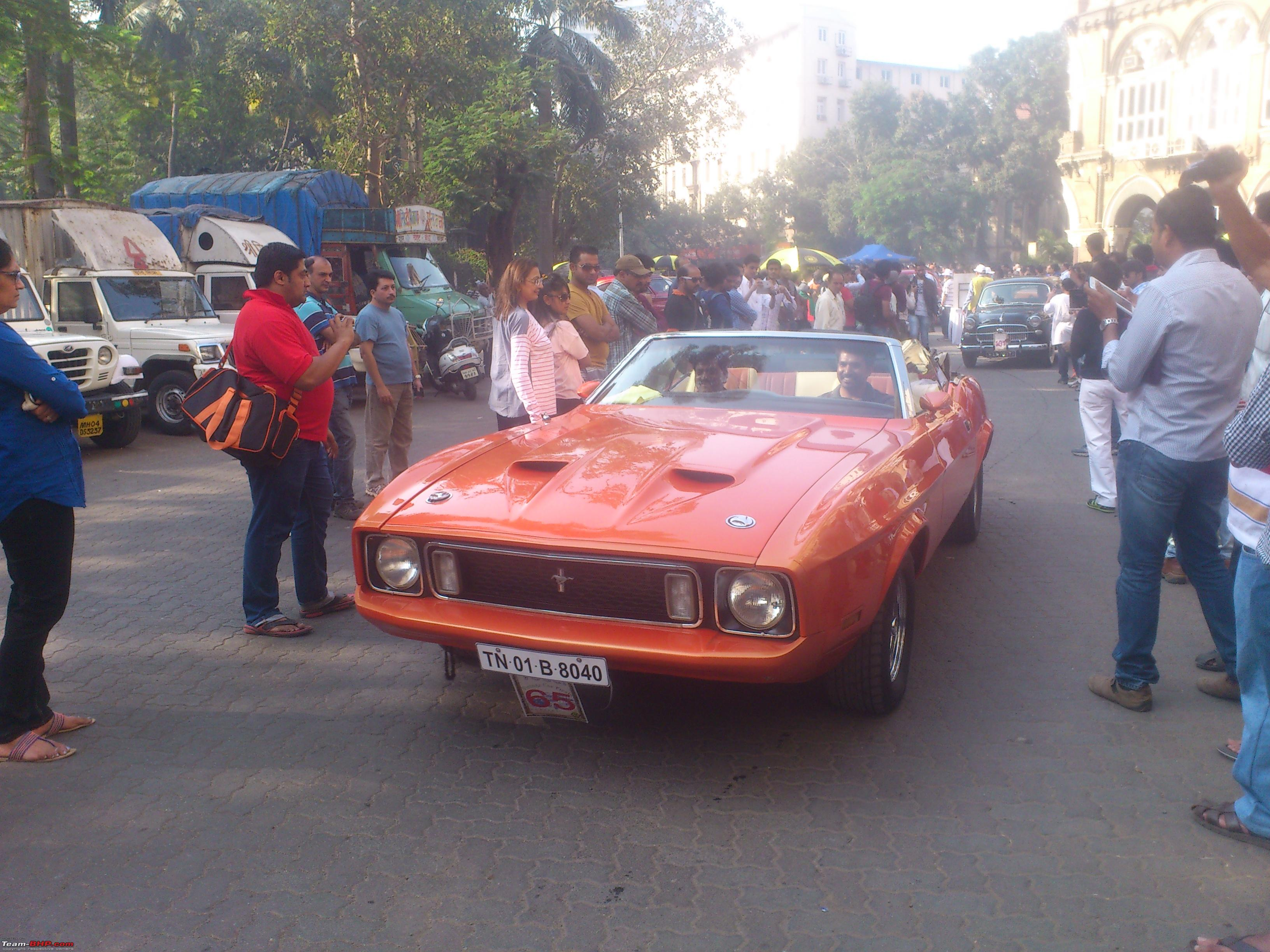 Pics classic ford mustangs in india dsc 1596 jpg