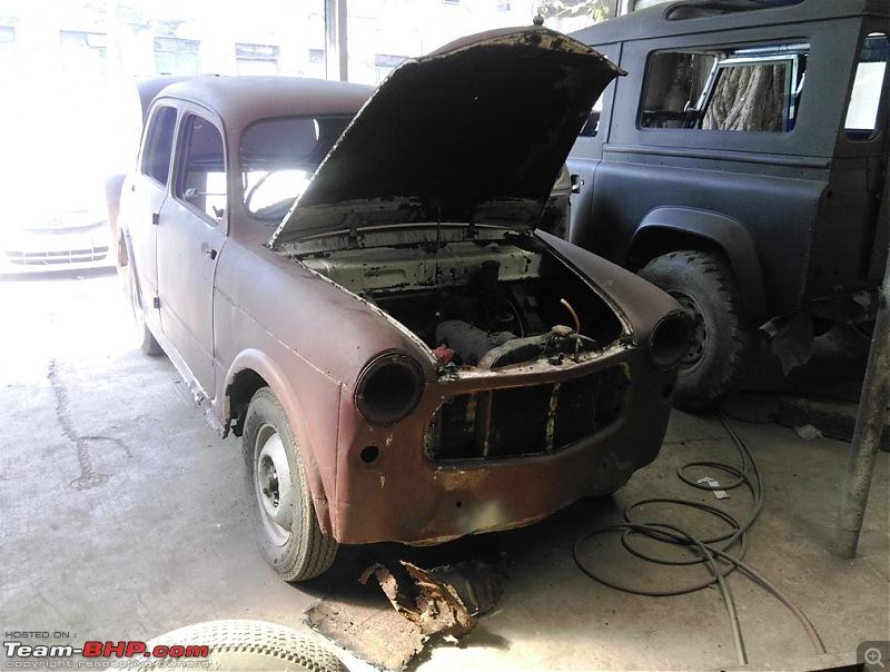 Hyper Fiat 1100 - Restoration & Mods of WMJ 333-wip8.jpg