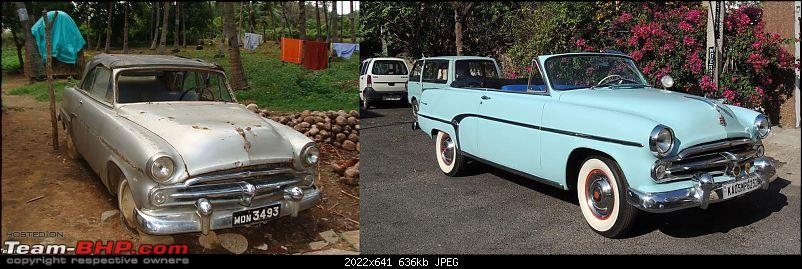 Our Lost & Found Classic - 1954 Dodge Convertible-before-after.jpg