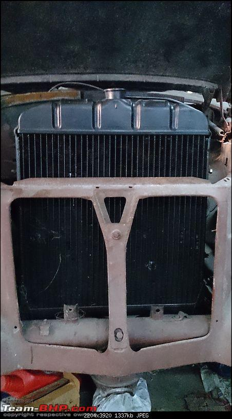 My 1958 Mercedes-Benz Type 180a Ponton-radiator.jpg
