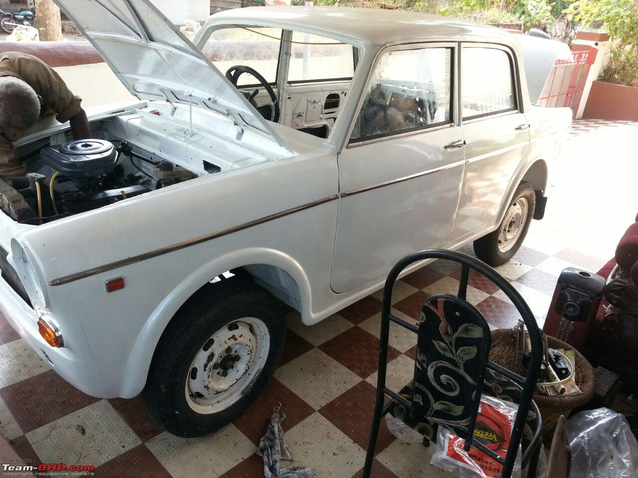 The Fiat 1100 Premier Padmini Technical Information Thread Page