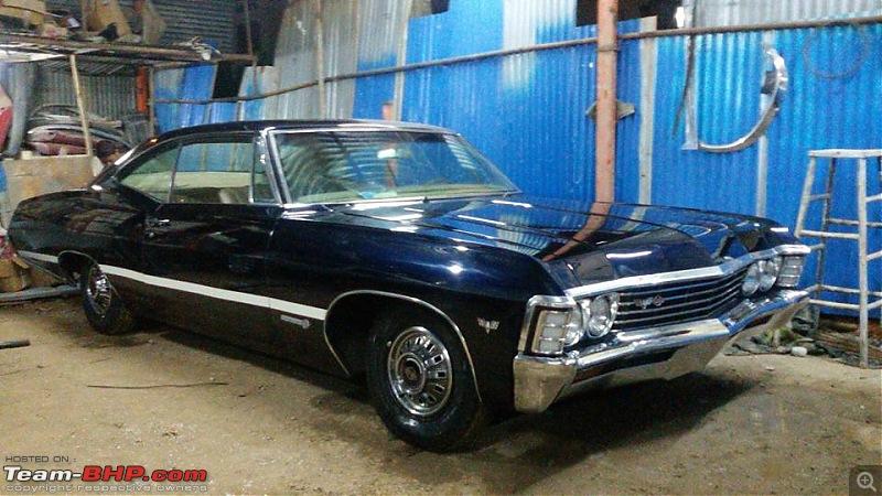 Restoration: 1967 Chevy Impala V8 Rustbucket-14021722_1445105962182688_8665416310072169466_n.jpg