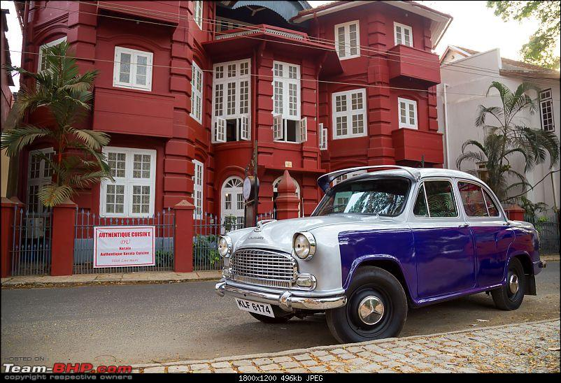 The Wedding Story : Restoring my 1973 Ambassador Mark-II-fort-cochin-4.jpg