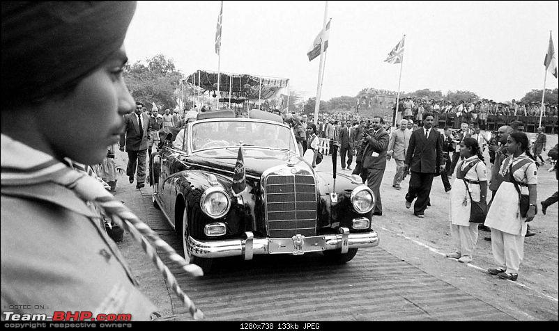 Cars of Rashtrapathi Bhavan - wheels for a nascent Nation / Republic-rashtrapathi-bhavan-mercedes-1961-tbhp.jpg