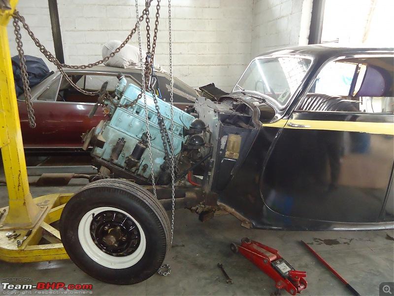Daimler Tales - 1947 Daimler DB18 Luxury Saloon-3-engine-removal-2.jpg