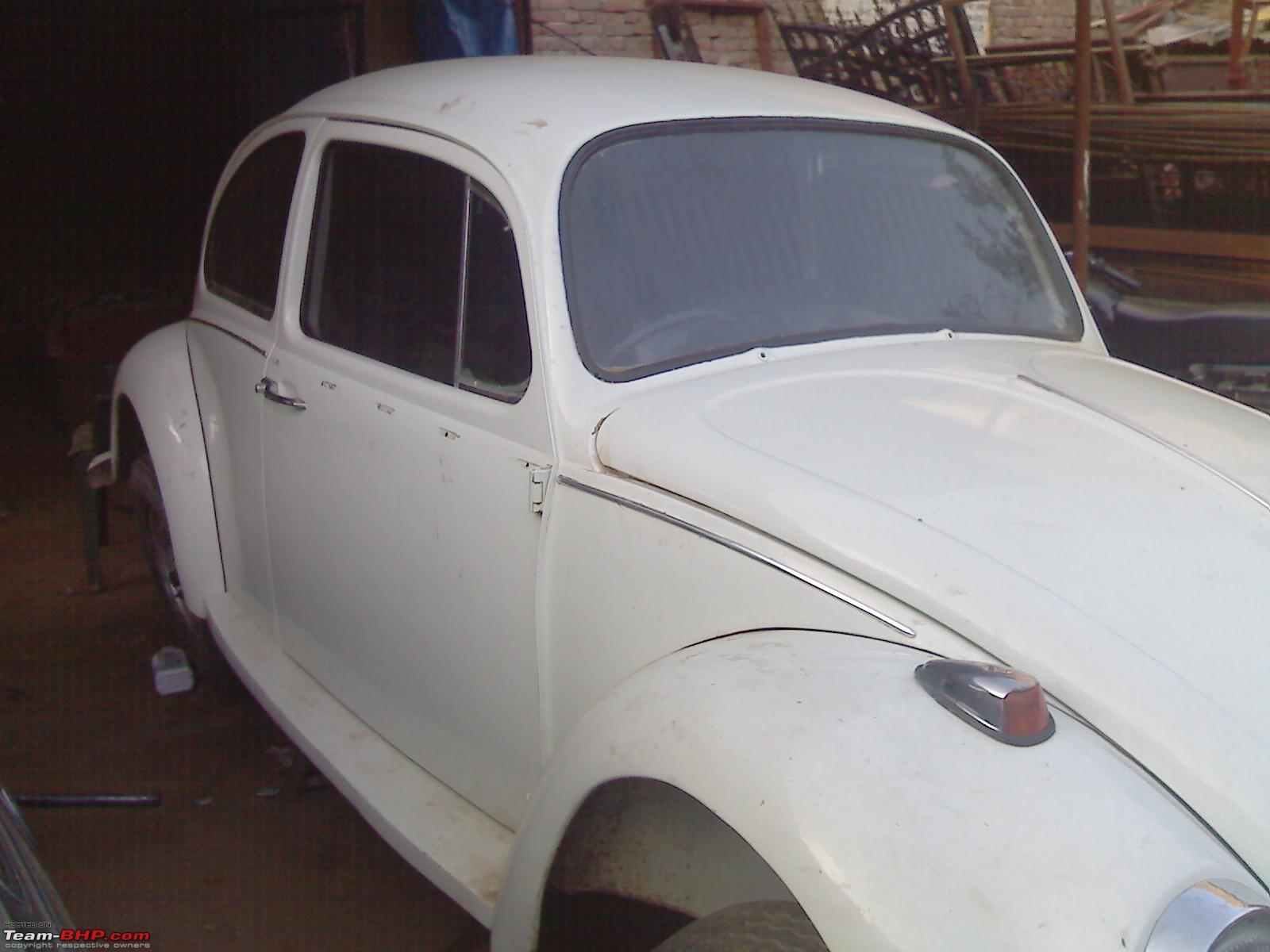 Just bought a 1974 VW Beetle, some parts needed - Team-BHP