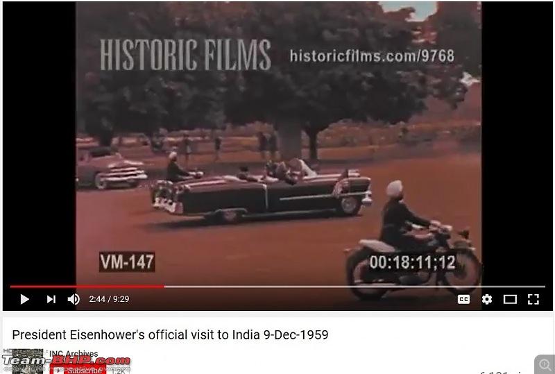 Cars of Rashtrapathi Bhavan - wheels for a nascent Nation / Republic-rashtrapathi-bhavan-cadillac-eisenhower-dec-1959.jpg