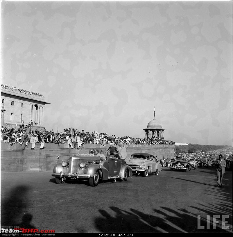 Cars of Rashtrapathi Bhavan - wheels for a nascent Nation / Republic-bulganin-cadillac-1955.jpg