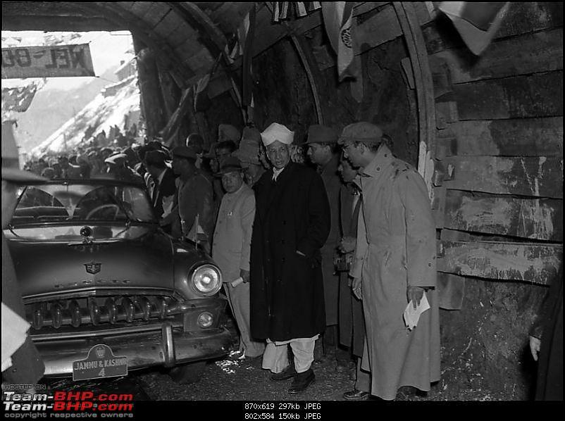 Cars of Rashtrapathi Bhavan - wheels for a nascent Nation / Republic-kashmir-desoto-banihal-tunnel-1956.jpg
