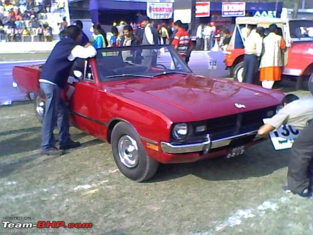 Muscle And Concept Classic American Cars In India Team Bhp