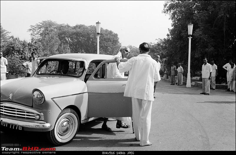 Cars of Rashtrapathi Bhavan - wheels for a nascent Nation / Republic-james-burke-via-life-collection-shastri-4.jpg