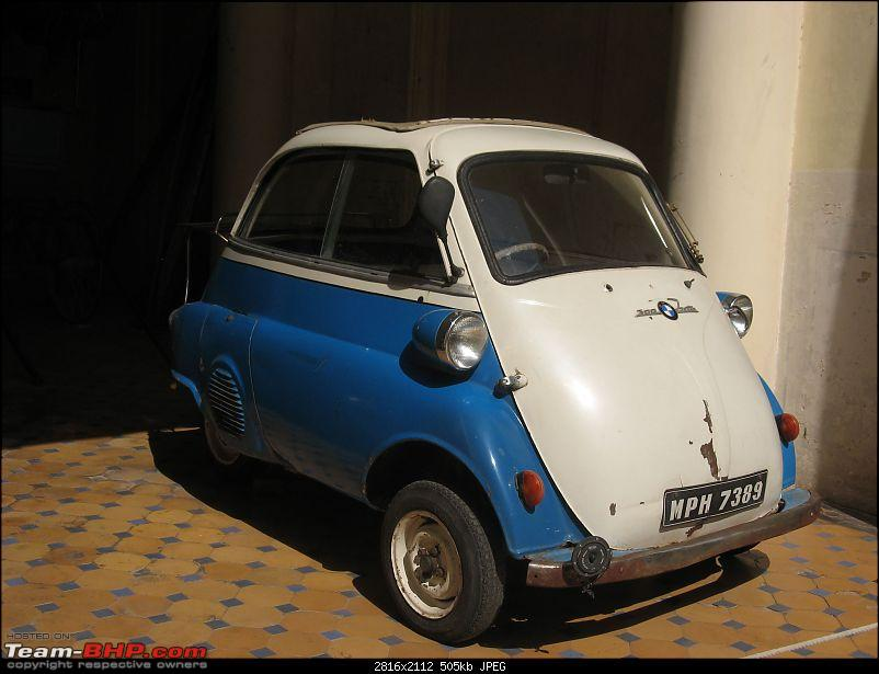 3 Wheeled BMW Isetta from Jai Vilas Palace Gwalior-picture-066.jpg